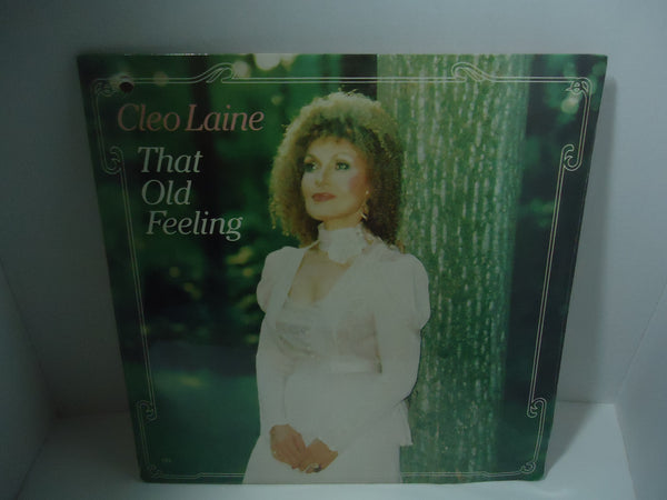 Cleo Laine - That Old Feeling [Sealed]
