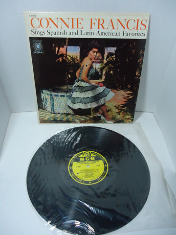 Connie Francis Sings Spanish & Latin American Favorites