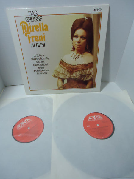 Das Grosse - Mirella Freni Album Double LP [Import]