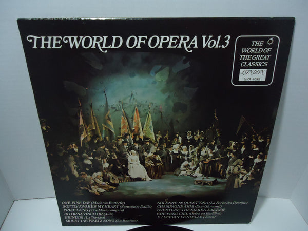 Various Artists - The World of Opera Vol 3 Great Classics