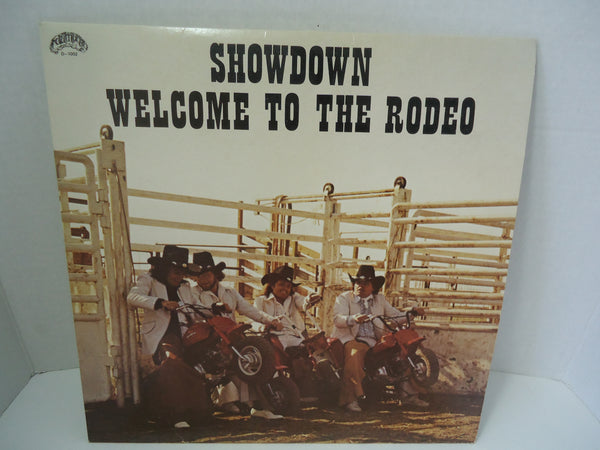 Showdown ‎– Welcome To The Rodeo