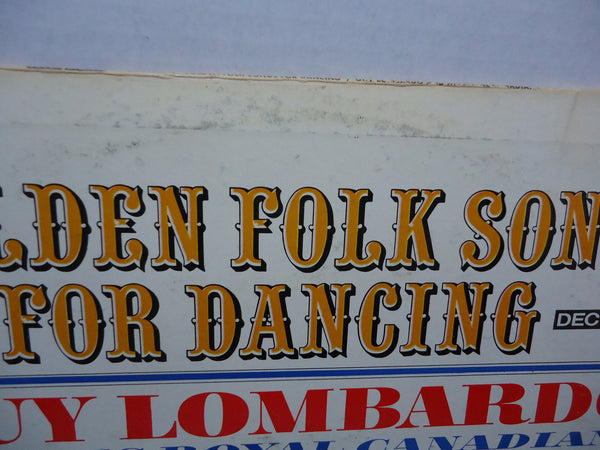 Guy Lombardo - Golden Folk Songs For Dancing