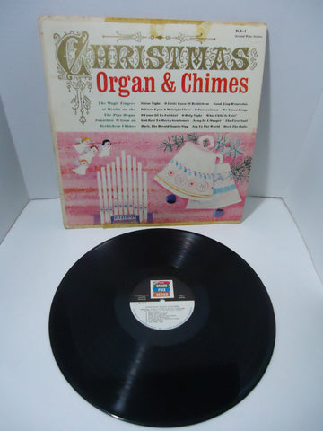 Christmas Organ & Chimes Grand Prix Series