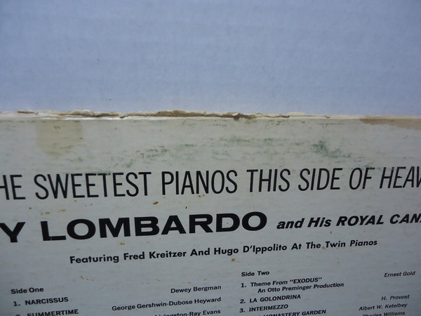 Guy Lombardo - The Sweetest Pianos This Side Of Heaven