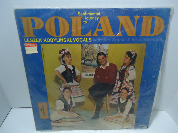 Jan Wojnar + His Ensemble - Sentimental Journey To Poland