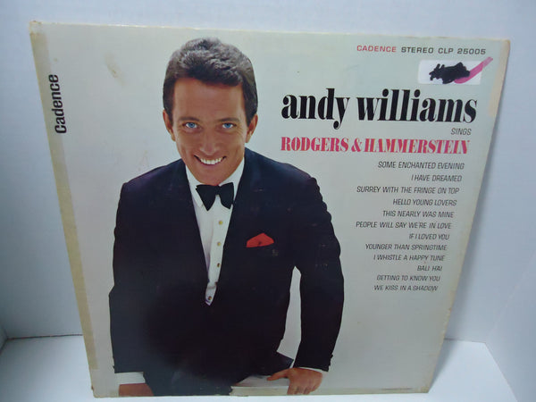 Andy Williams - Sings Rodgers & Hammerstein [Re-issue]