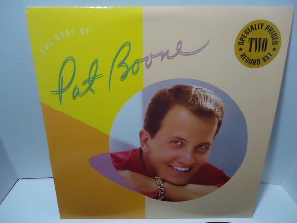 Pat Boone - The Best Of [Double LP]