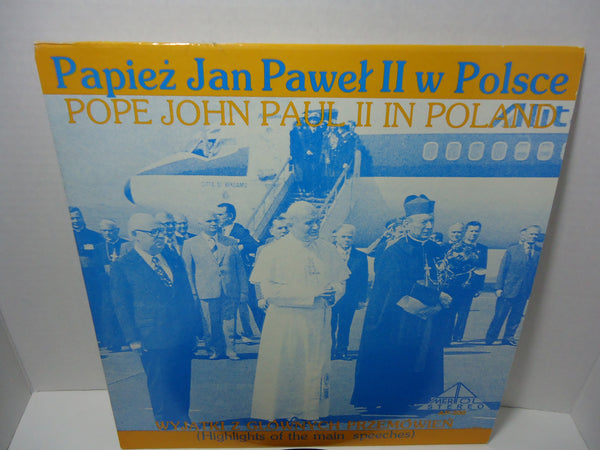 Pope John Paul II - In Poland
