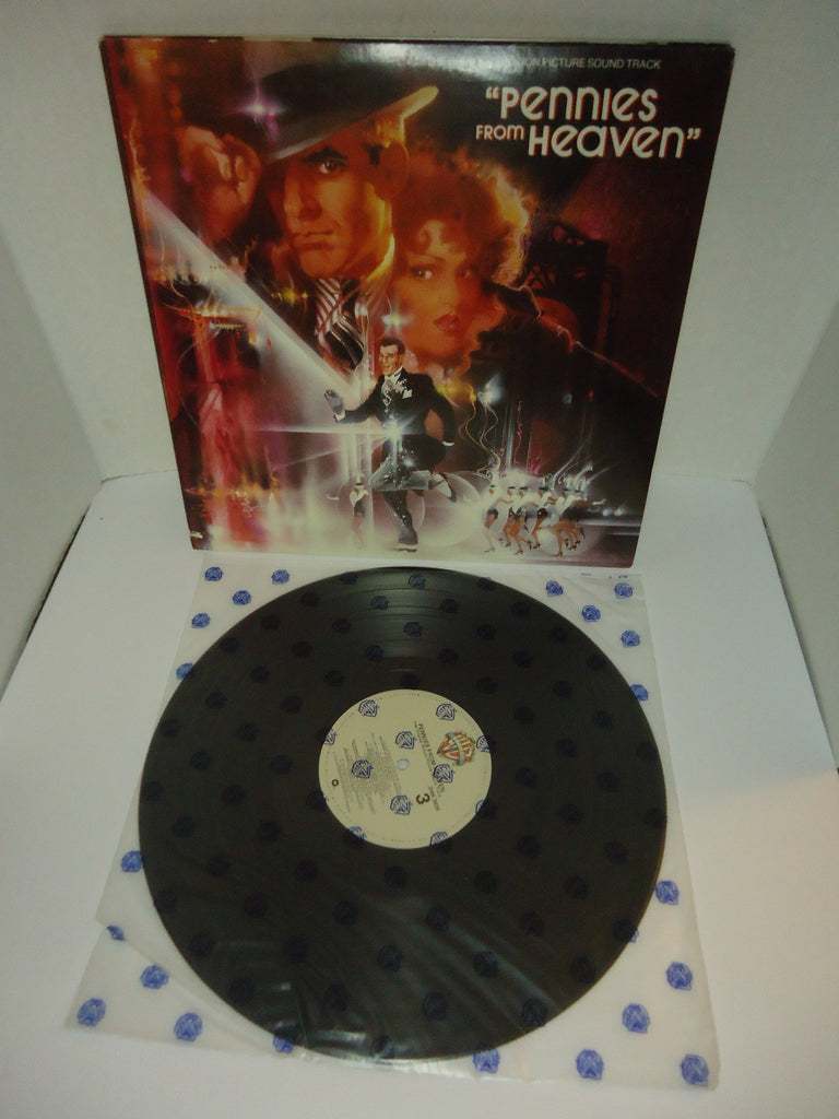 Various Artists - Pennies From Heaven Original Motion Picture Soundtrack [Los Angeles Pressing] [Double LP Gatefold]