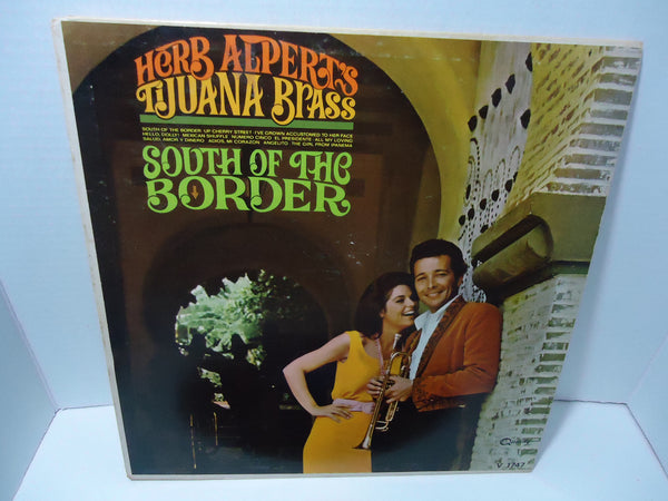 Herb Alpert's Tijuana Brass - South Of The Border [Mono]