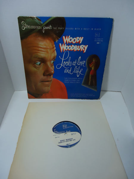 Woody Woodbury - Looks At Love and Life