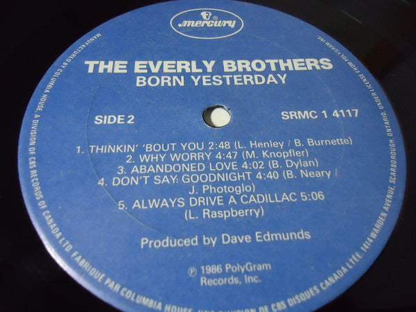 Everly Brothers - Born Yesterday