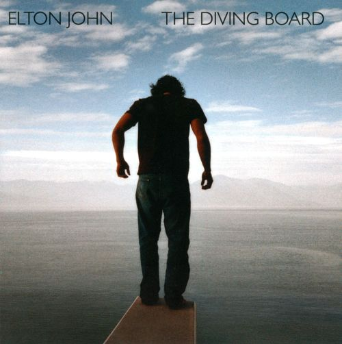 Elton John ‎– The Diving Board [Double LP] [Sealed] [Import]