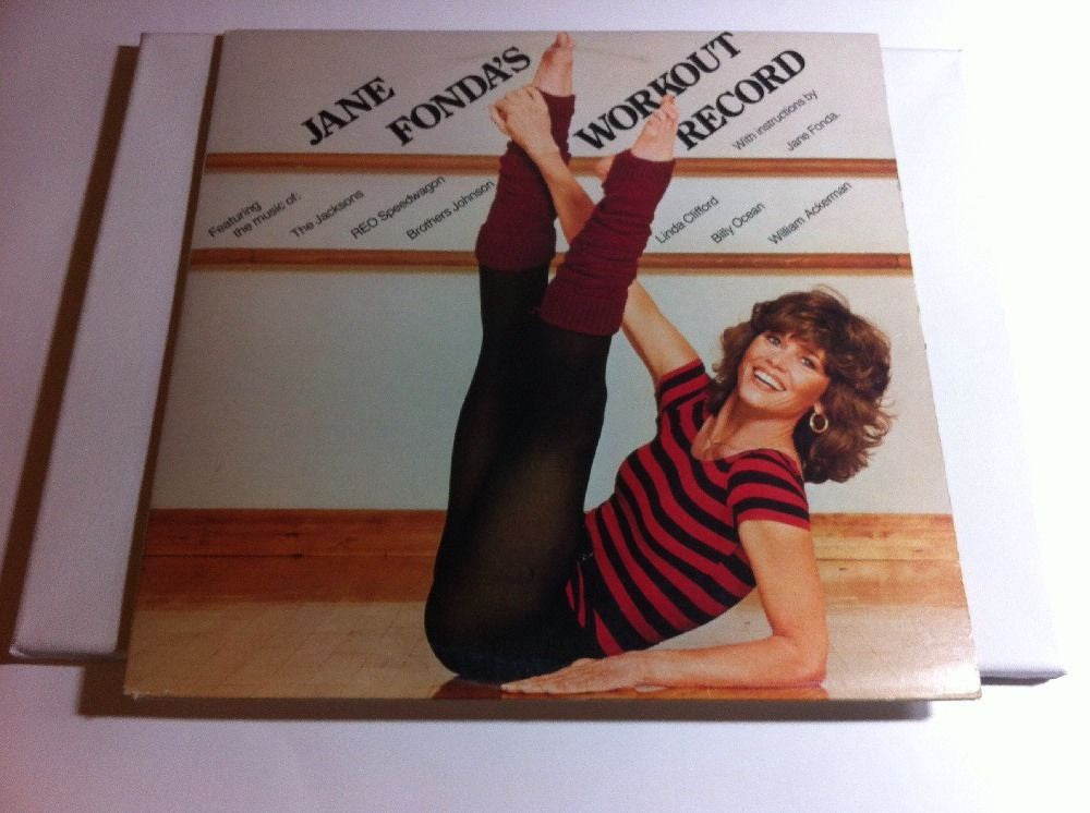 Various Artists - Jane Fonda's Workout Record [Double LP] [Canadian Release]