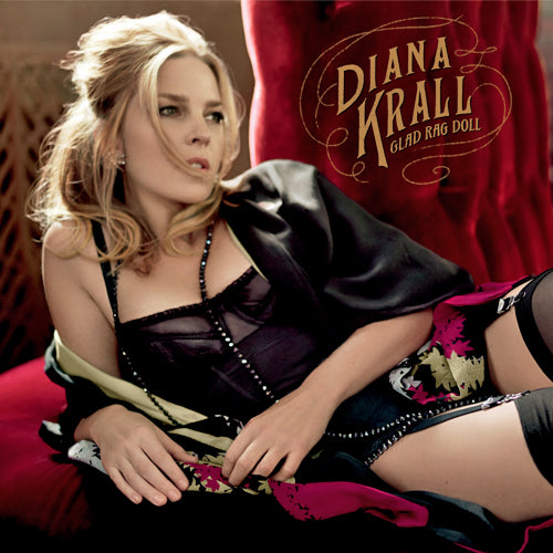 Diana Krall ‎– Glad Rag Doll [Double LP] [Gatefold] [Sealed] new