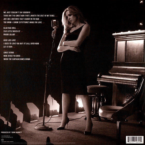 Diana Krall ‎– Glad Rag Doll [Double LP] [Gatefold] [Sealed]