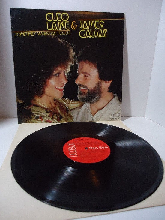 Cleo Laine & James Galway - Sometimes When We Touch