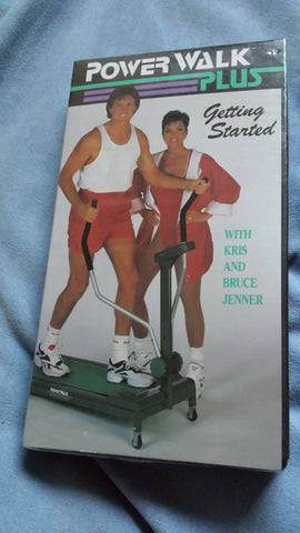Powerwalk Plus: Bruce and Kris Jenner Workout
