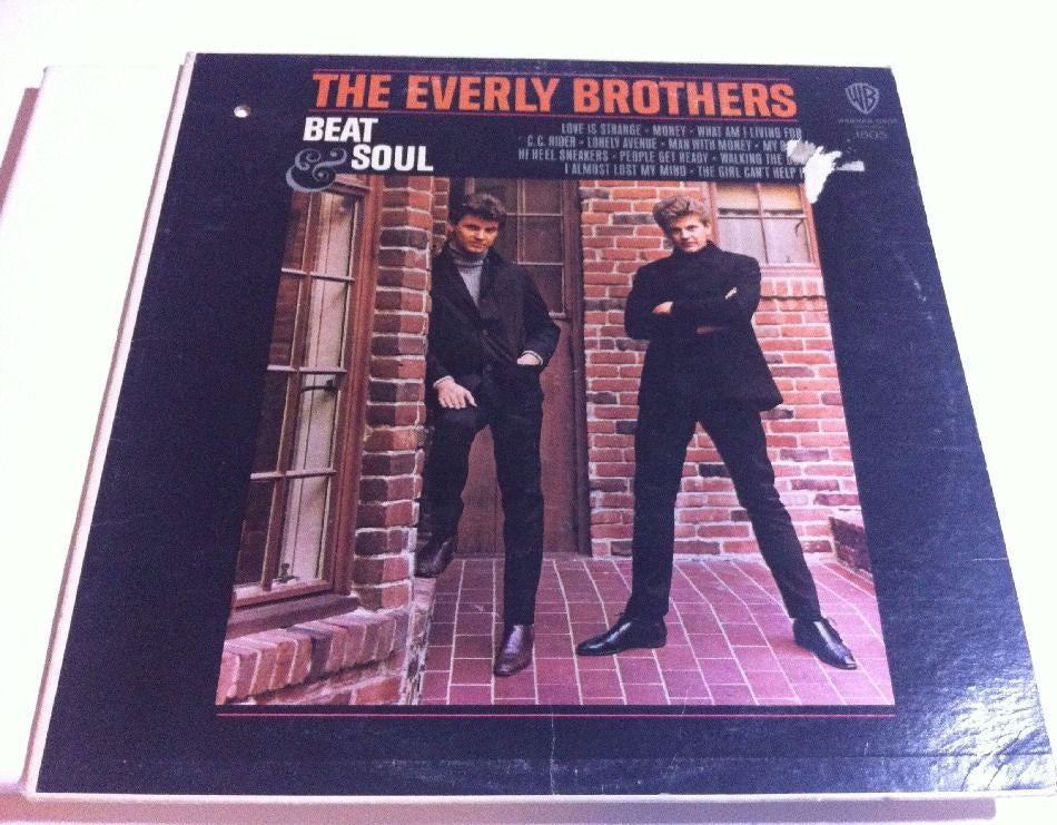 The Everly Brothers - Beat & Soul [Mono]