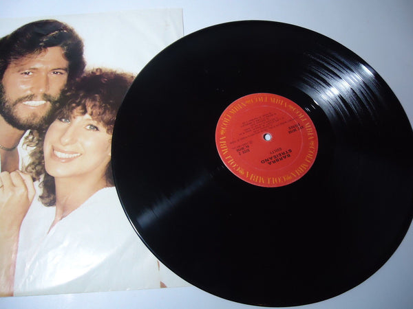 Barbra Streisand & Barry Gibb - Guilty [Gatefold]