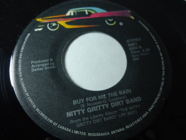 Nitty Gritty Dirt Band - Mr. Bojangles / Buy For Me The Rain