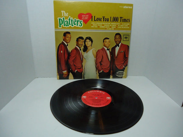 The Platters - I Love You 1000 Times