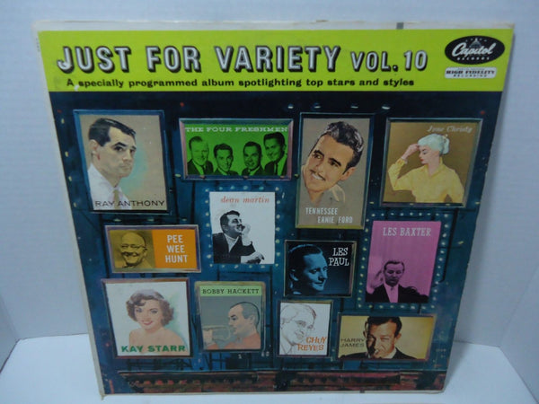 Various Artists - Just For Variety Vol. 10