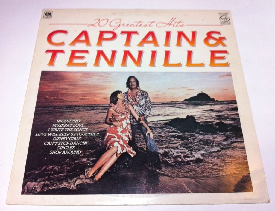 Captain & Tennille - 20 Greatest Hits [Import]