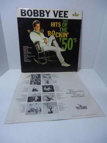 Bobby Vee - Sings Hits Of The Rockin' 50s [Mono]