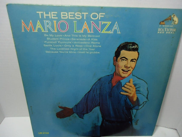 Mario Lanza - The Best Of