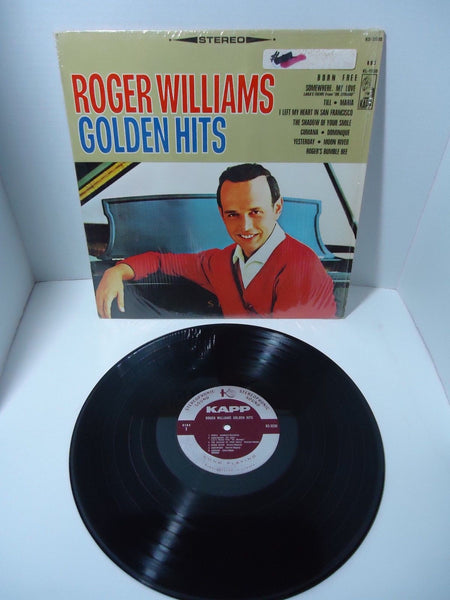 Roger Williams - Golden Hits