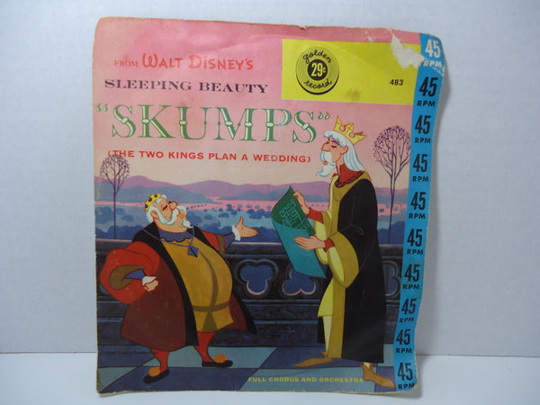 Various Artists - Walt Disney's Skumps #483