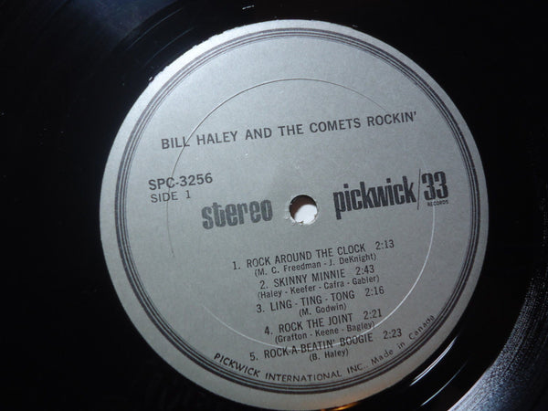 Bill Haley And The Comets - Rockin