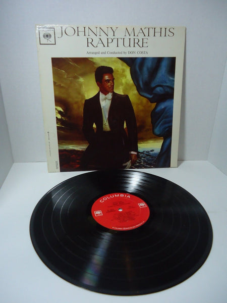Johnny Mathis - Rapture [Mono]