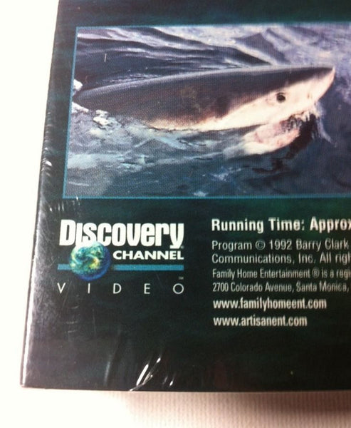 Discovery Channel Video: Great White!