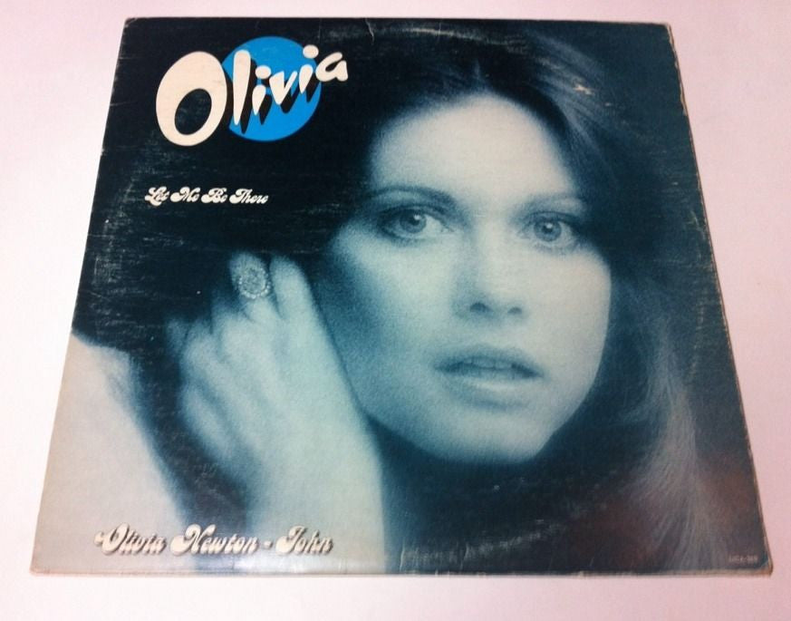 Olivia Newton John - Let Me Be There