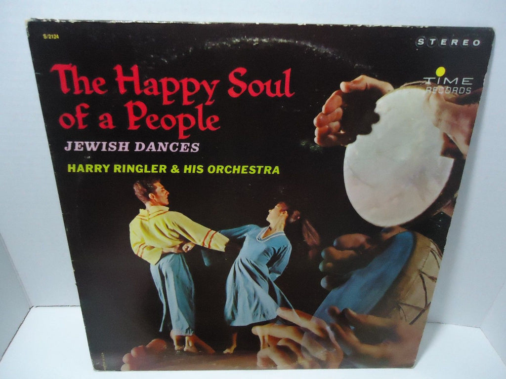 Harry Ringler And His Orchestra ‎- The Happy Soul Of A People