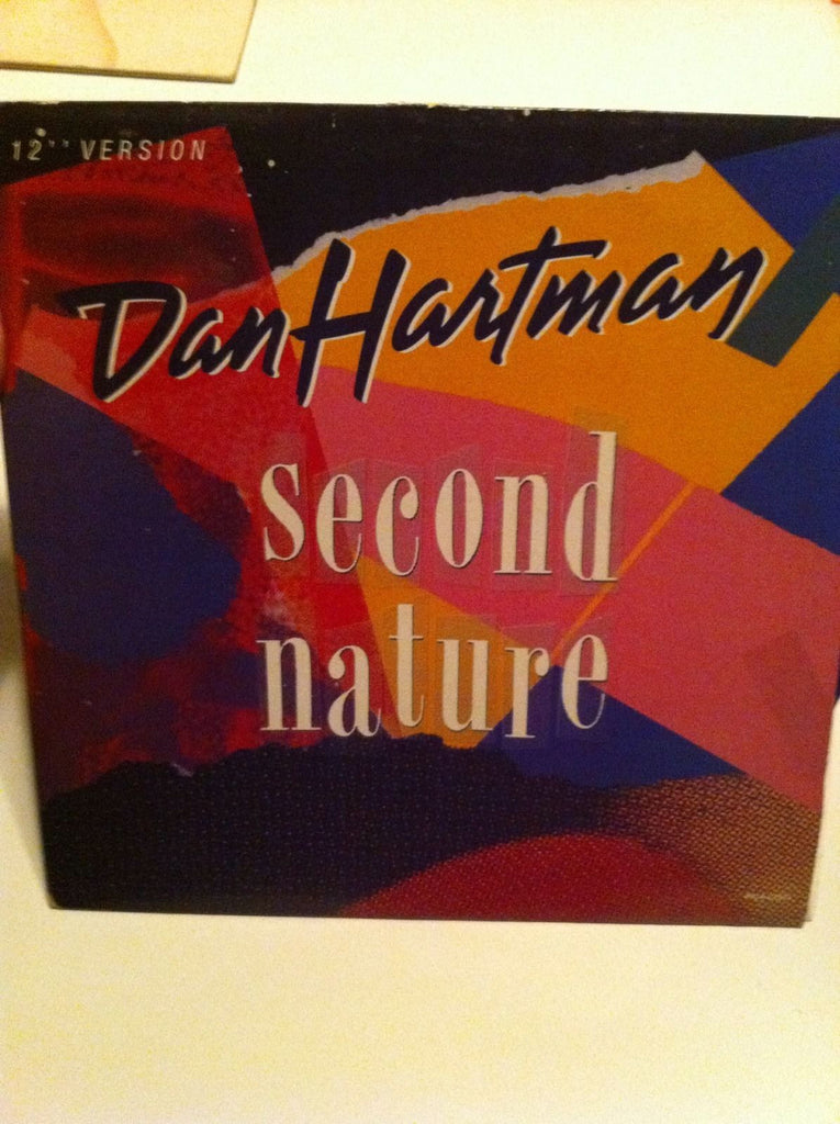 "Dan Hartman - Second Nature [12"" Single]"