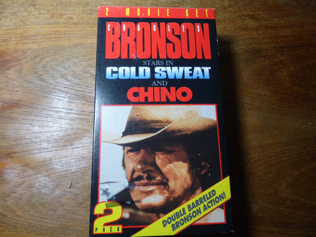 Charles Bronson - Cold Sweat/Chino [2 Cassette Box Set]