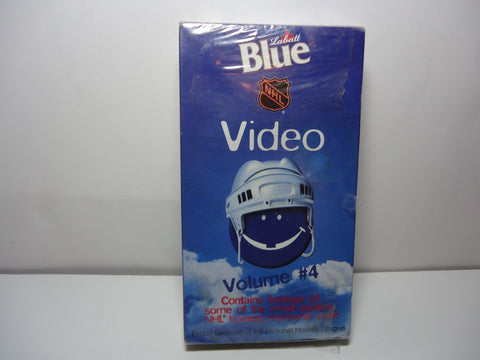 Labatt Blue NHL Video Volume # 4
