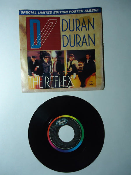 Duran Duran - The Reflex / New Religion [Limited Edition Poster Sleeve]