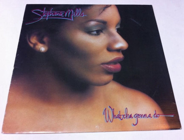 Stephanie Mills - Watcha Gonna Do With My Lovin'