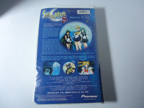 Sailor Moon S: The Movie Hearts In Ice