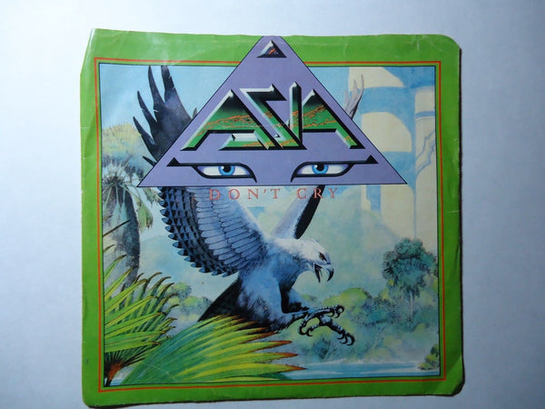 Asia - Don't Cry / Daylight