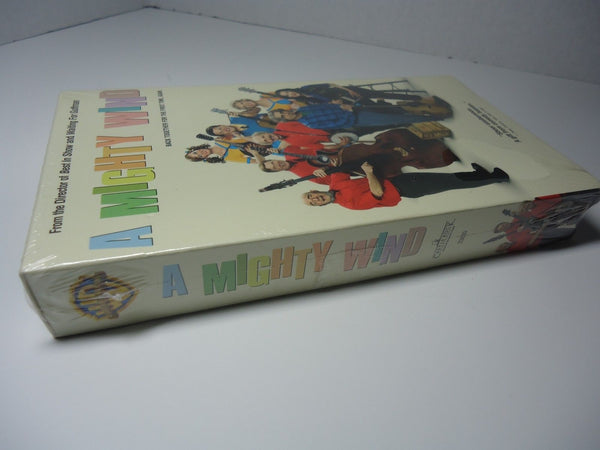 Mighty Wind VHS