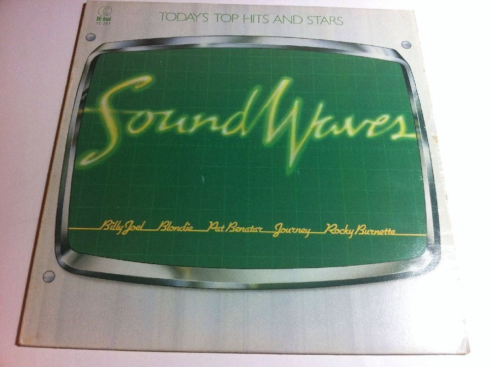 Various Artists - Soundwaves Today's Top Hits And Stars Original Artists [K-Tel Canada]
