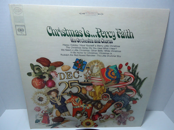Percy Faith - Christmas Is...Percy Faith's Orchestra and Chorus