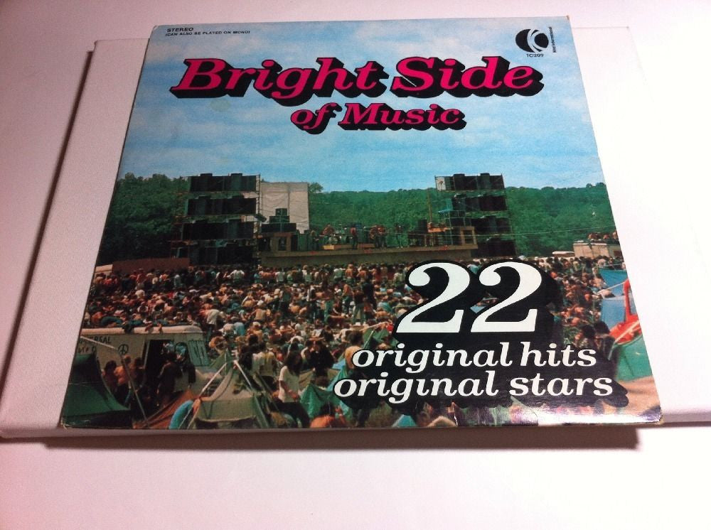 Various Artists - Bright Side Of Music 22 Original Hits [K-Tel]