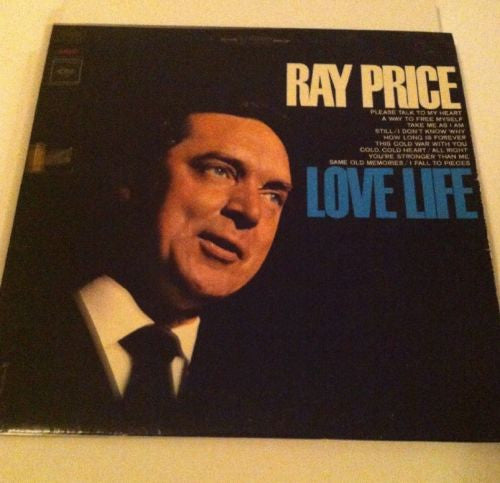 Ray Price - Love Life [Mono]