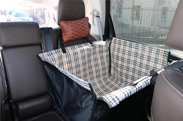 THE BEST DOG CAR SEAT COVER PROTECTOR - universal fit